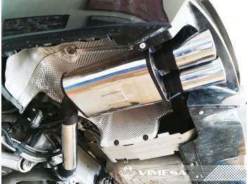 Escape final deportivo VIMESA, para BMW M6 F06, 2012