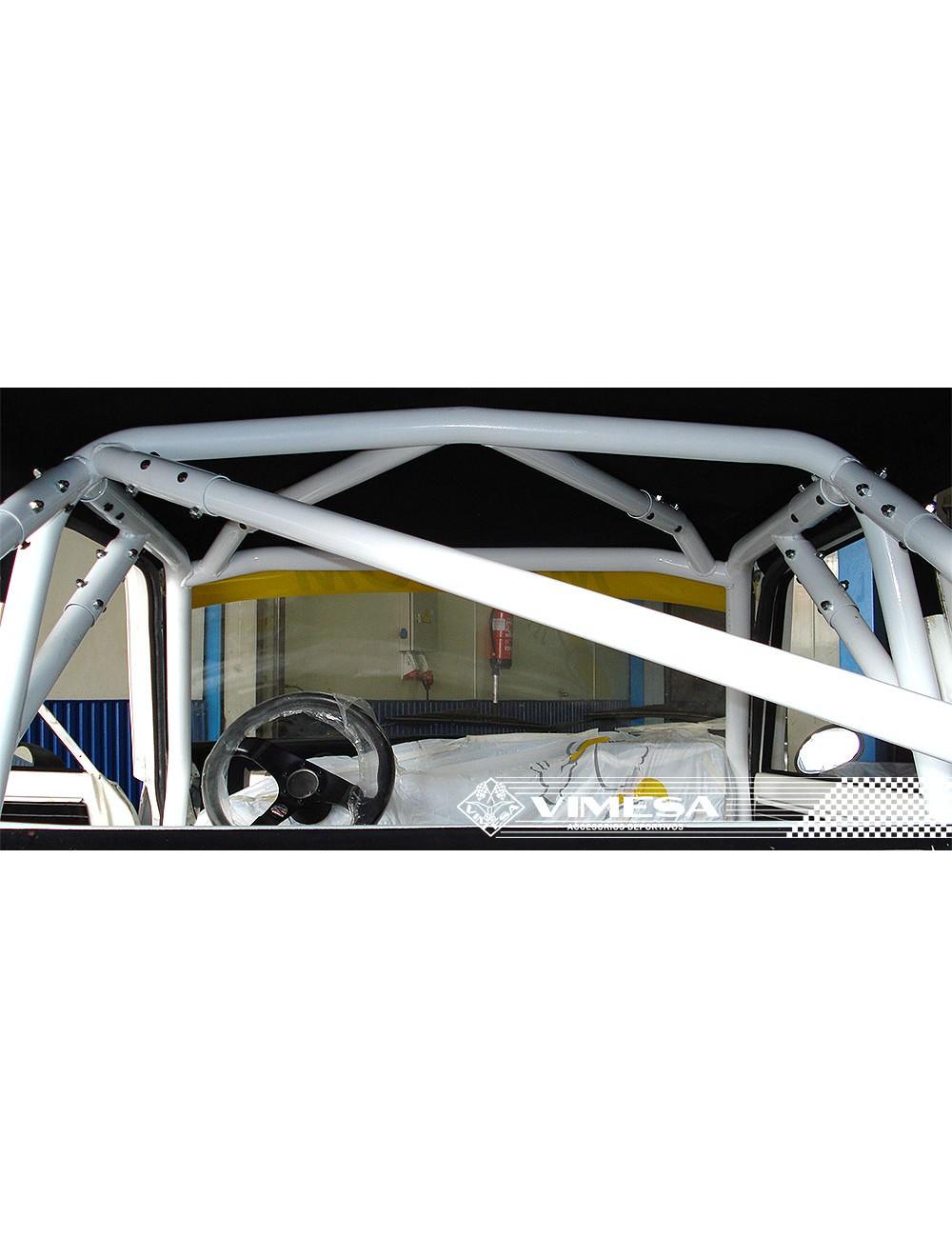 Arco de seguridad Vimesa, para Renault 5 Tour de Course