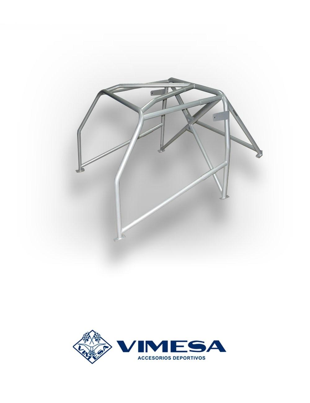 Arco de seguridad 8p RENAULT 5 by Vimesa