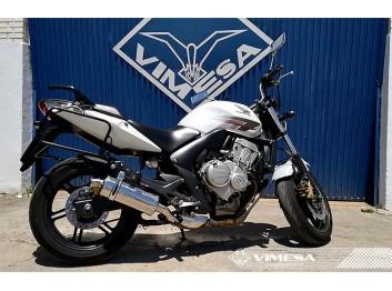 Adaptación silencioso deportivo por VIMESA, en HONDA CB600