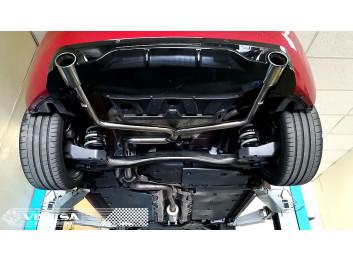 Escape final deportivo VIMESA, para PEUGEOT 308 GTi 270cv
