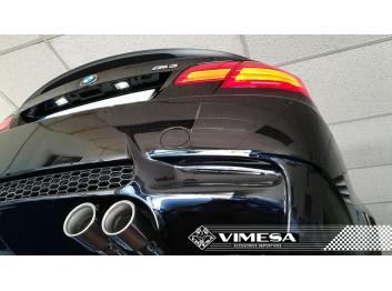 Línea completa de escape deportiva VIMESA, para BMW M3 E93
