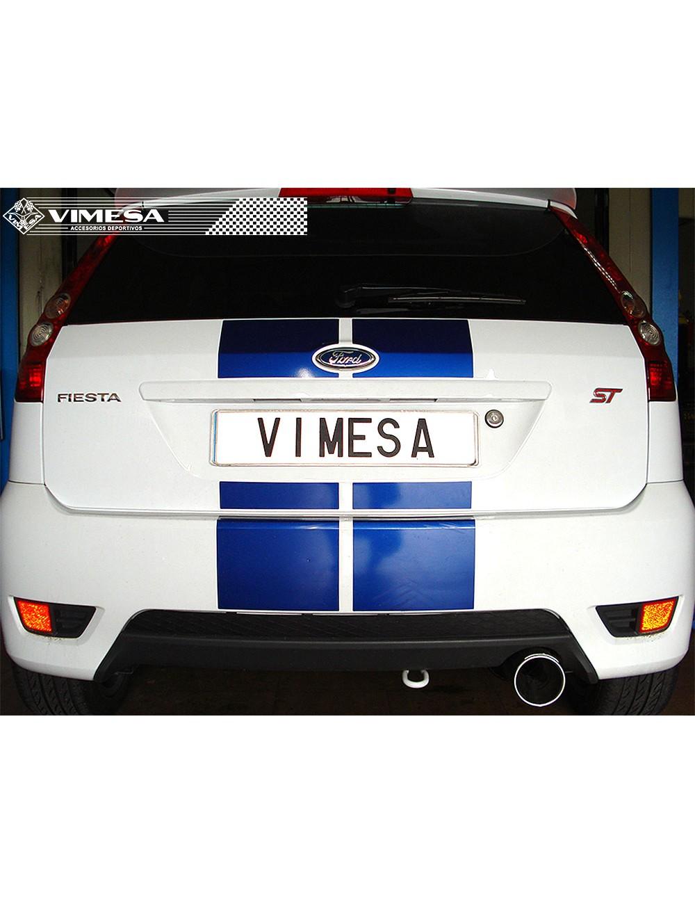 Escape deportivo VIMESA, para FORD FIESTA ST MK5