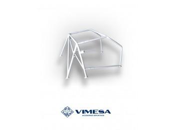 Arco de seguridad 8p Vimesa, para FIAT PANDA 4X4
