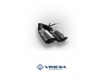Colas de escape fabricadas por VIMESA, para AUDI TTS 8J