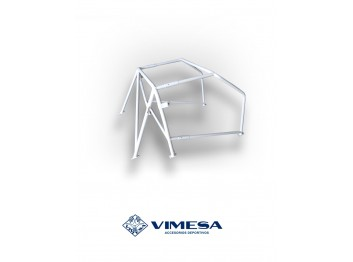 Arco de seguridad 8p Vimesa, para SEAT PANDA